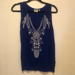 Beaded Tank from Anthropologie